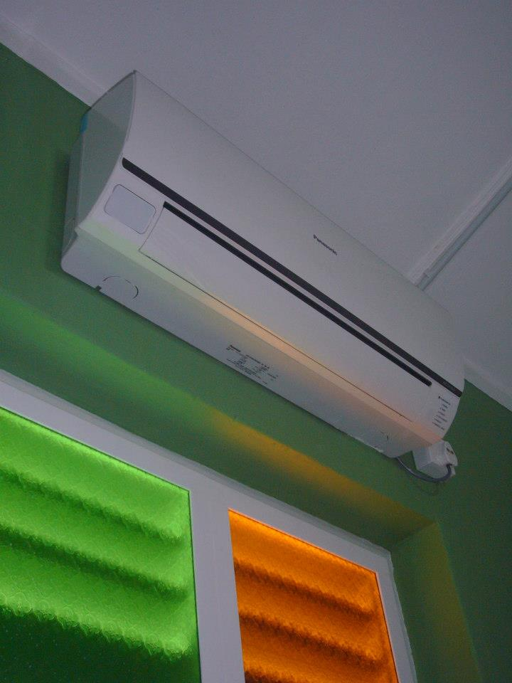 Latest eco-friendly air conditioning systems from Panasonic