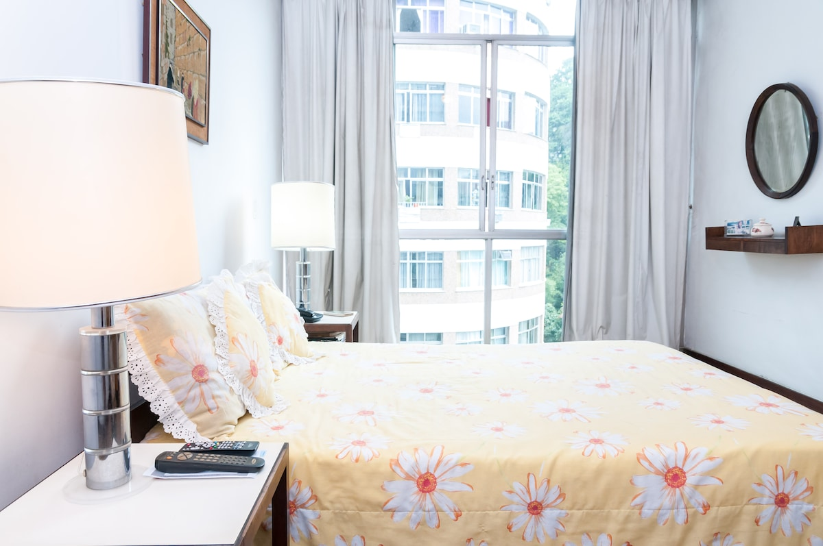 This is the suite room, that it is big and confortable!