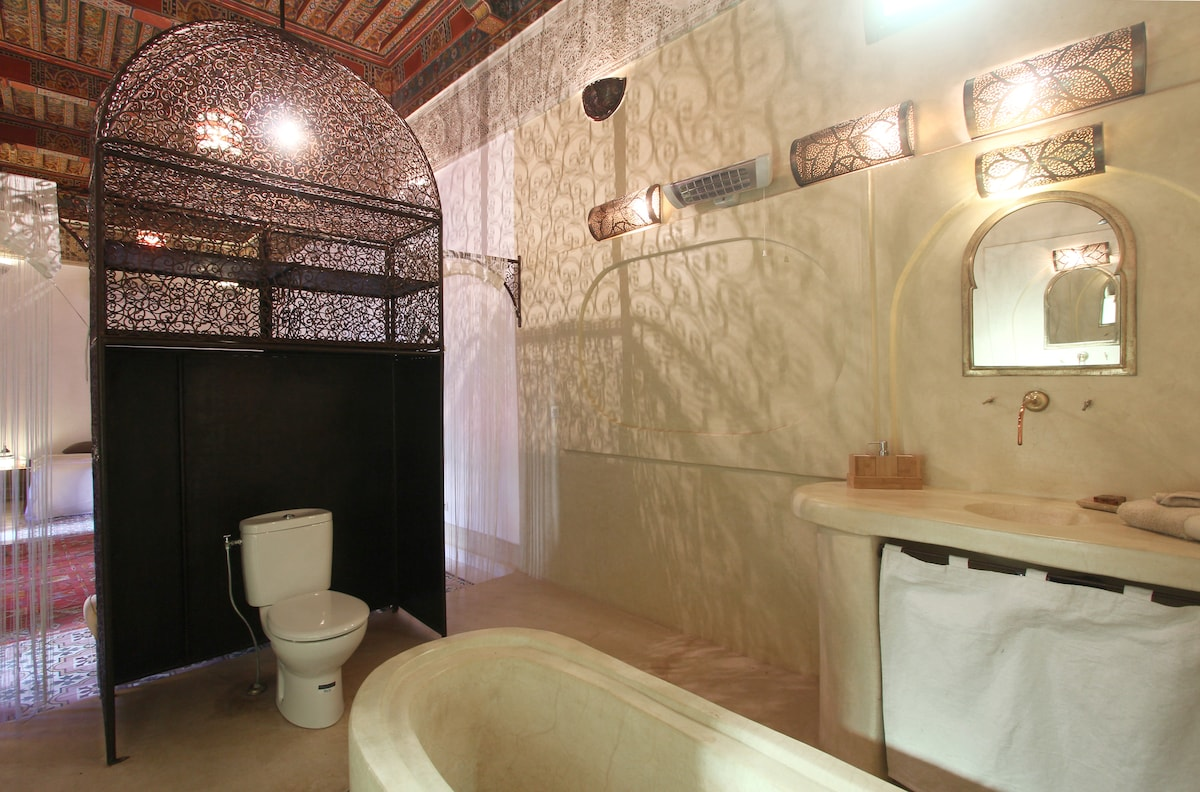 Safran Suite Bathroom