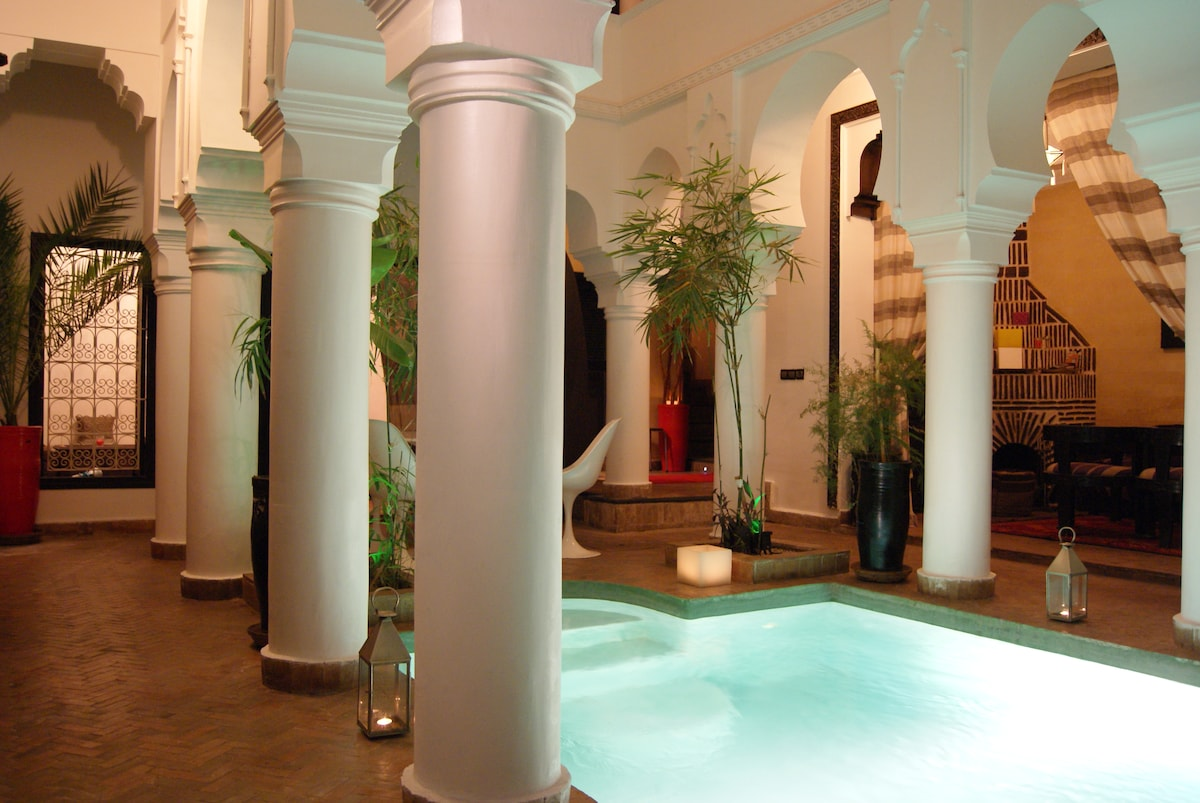 CHARMING RIAD HEART OF MARRAKECH