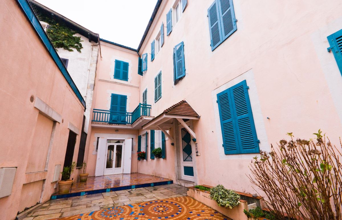 LOVELY 35M2 BIARRITZ CENTER & OCEAN