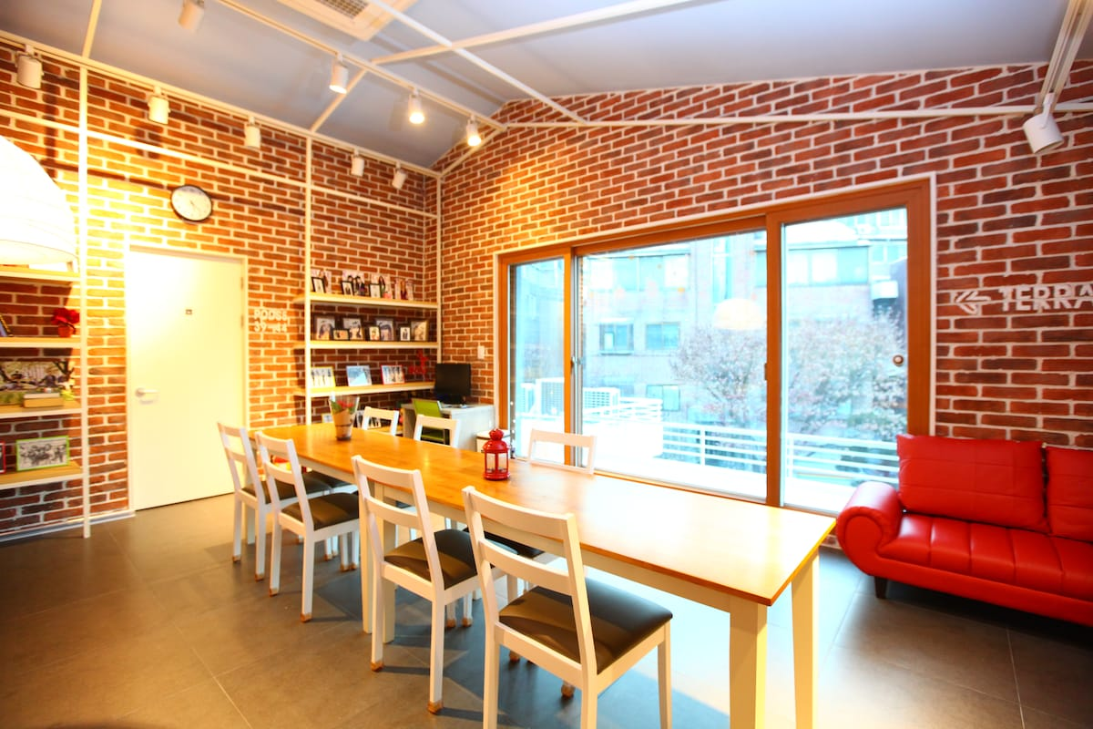 Design Boutique Twin Room @Hongdae