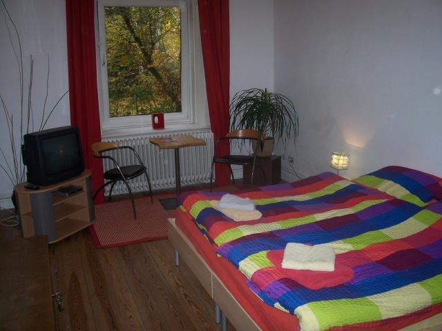 2. of 2 B&B-rooms Hamburg Eppendorf
