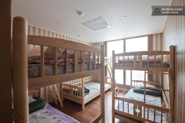 Dorm 6bed#3-comfort&cozy,convenient