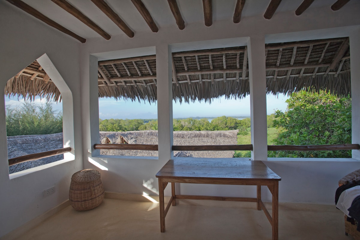 View from the top bedroom