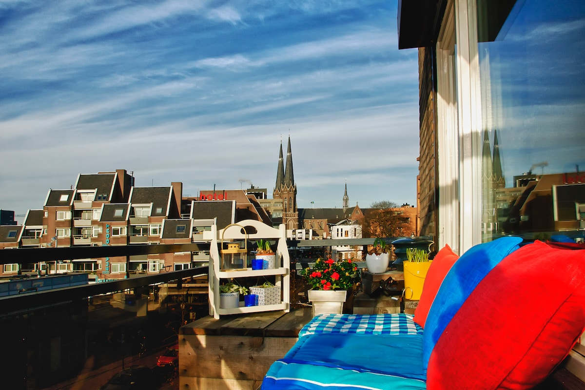 THE place to stay in Tilburg