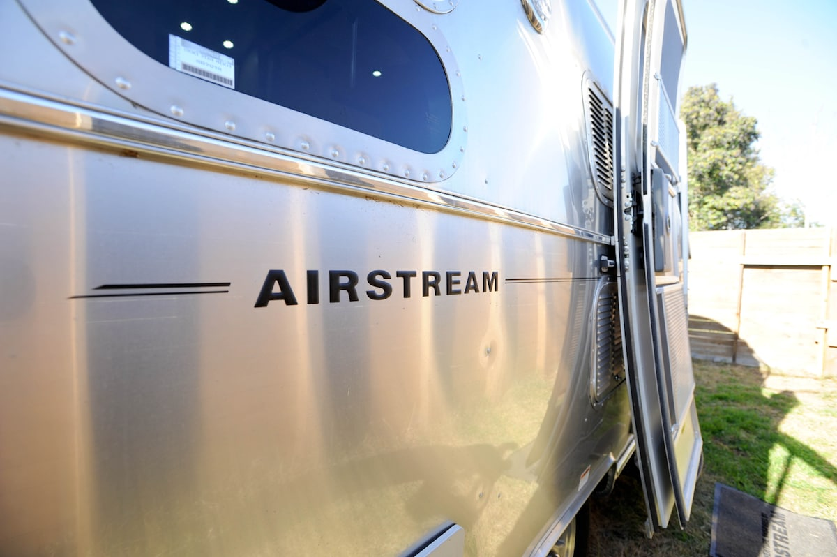 Airstream! Private South AustinYard