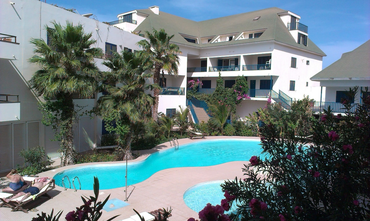 Appartment Leme Bedje Pool & Beach