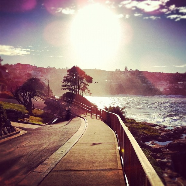 Lurline Bay - Costal Walk Sydney, this bay is moments from the apartment