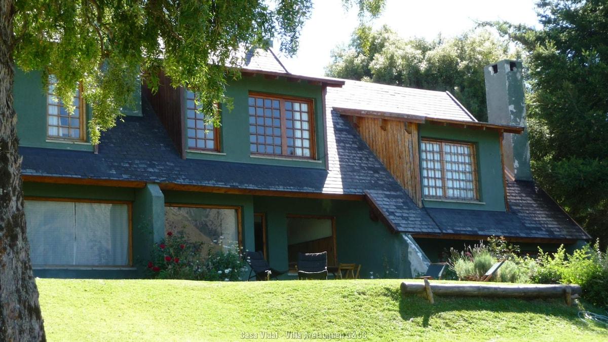House Arelauquen Golf Country Club