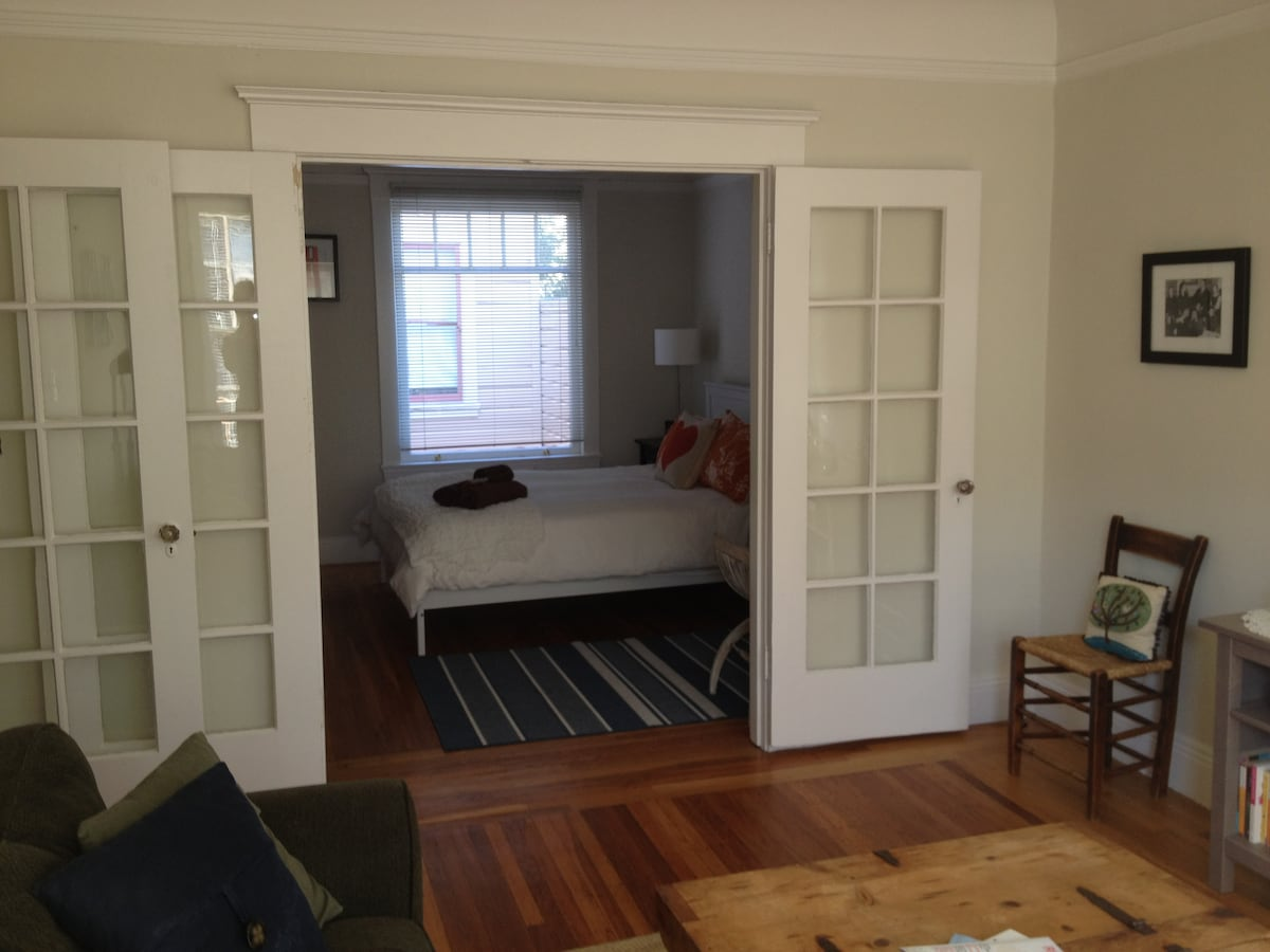 Adorable 1 bdrm: Lower Pac Heights!