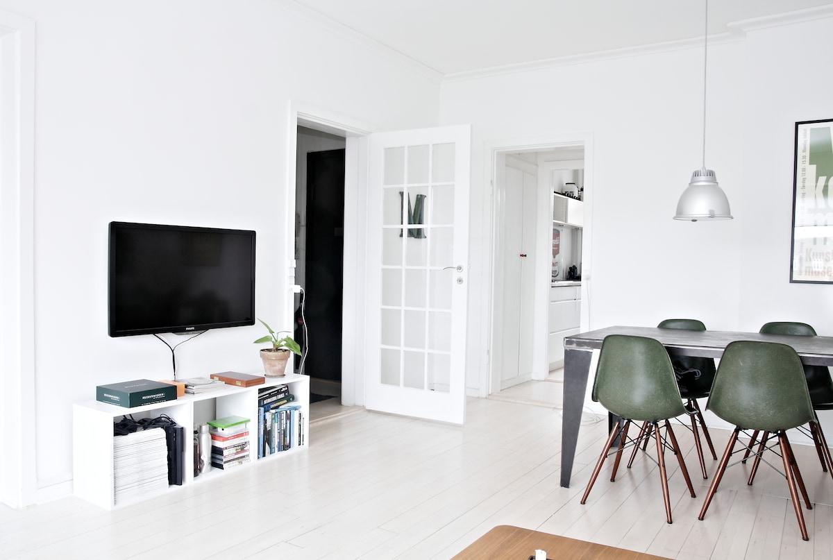 Apartment - center of Frederiksberg