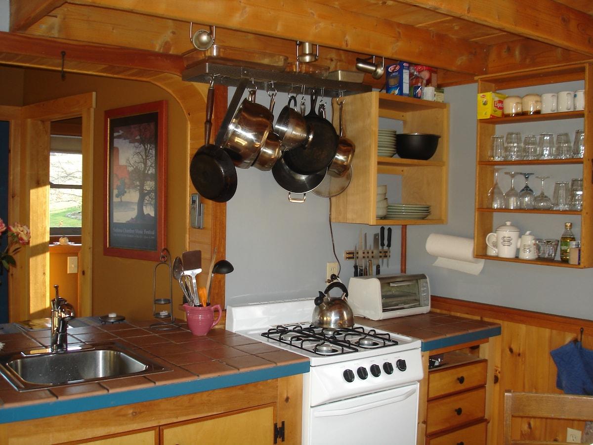 Vermont Guest Cottage