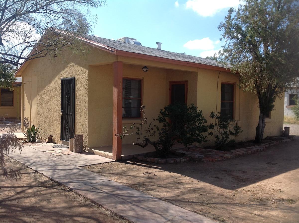 Cheerful Casita in Central Tucson