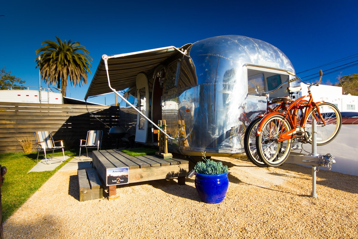 Luxury Airstream in Santa Barbara 2