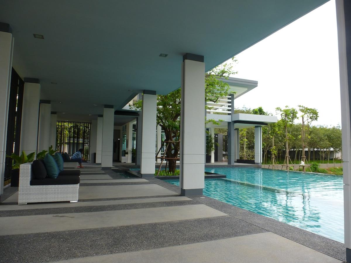 "Country Home ""Habitia Phuket""98/28"