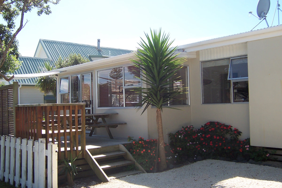 Kiwiana Cottage - Waihi Beach