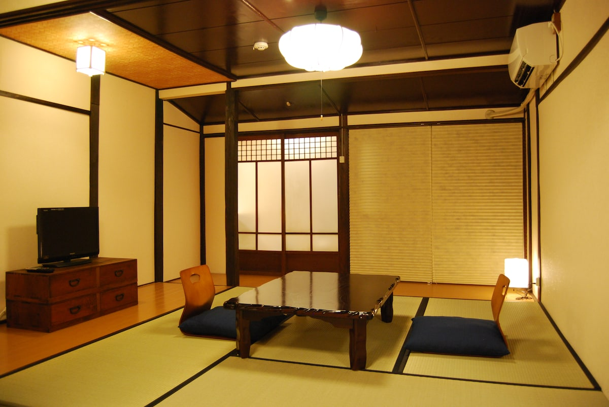 Japanese style living room / bedroom
