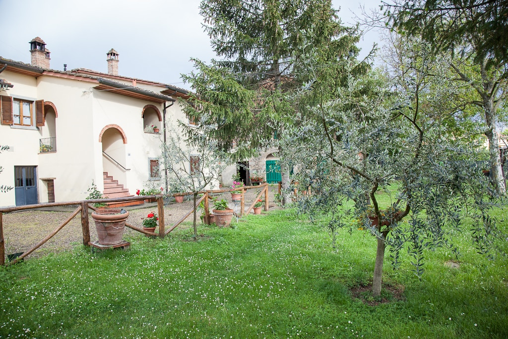 THE TUSCANY HOUSE IN AREZZO