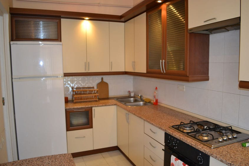 Kitchen with all accommodations, WiFi