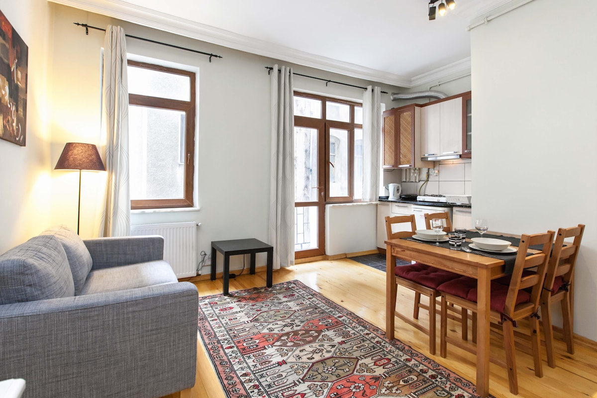 Brand New Apartment in Galatasaray