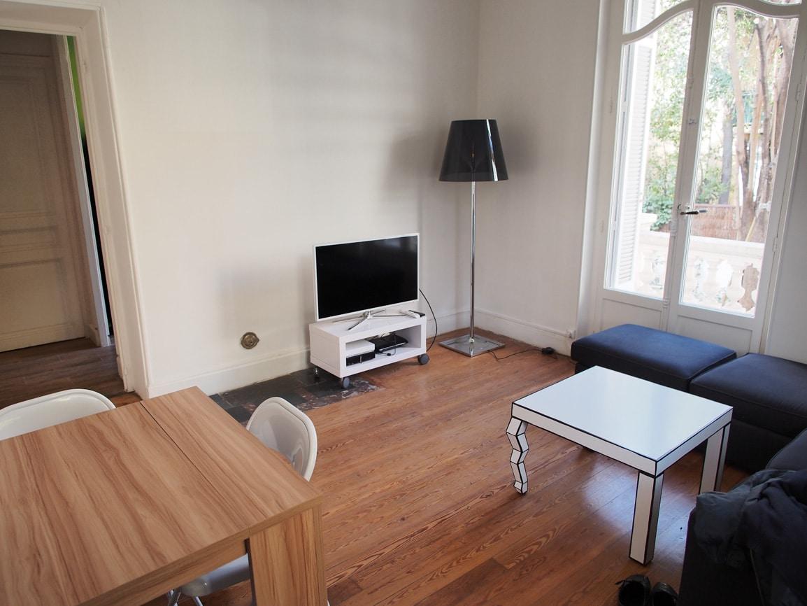 Top apartment with garden*****