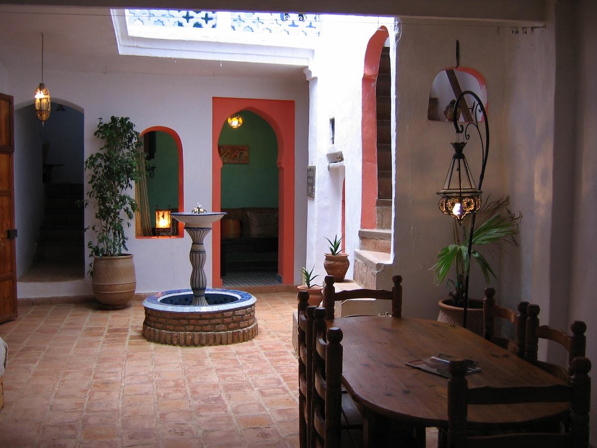 guest house in Morocco Dar Dalia
