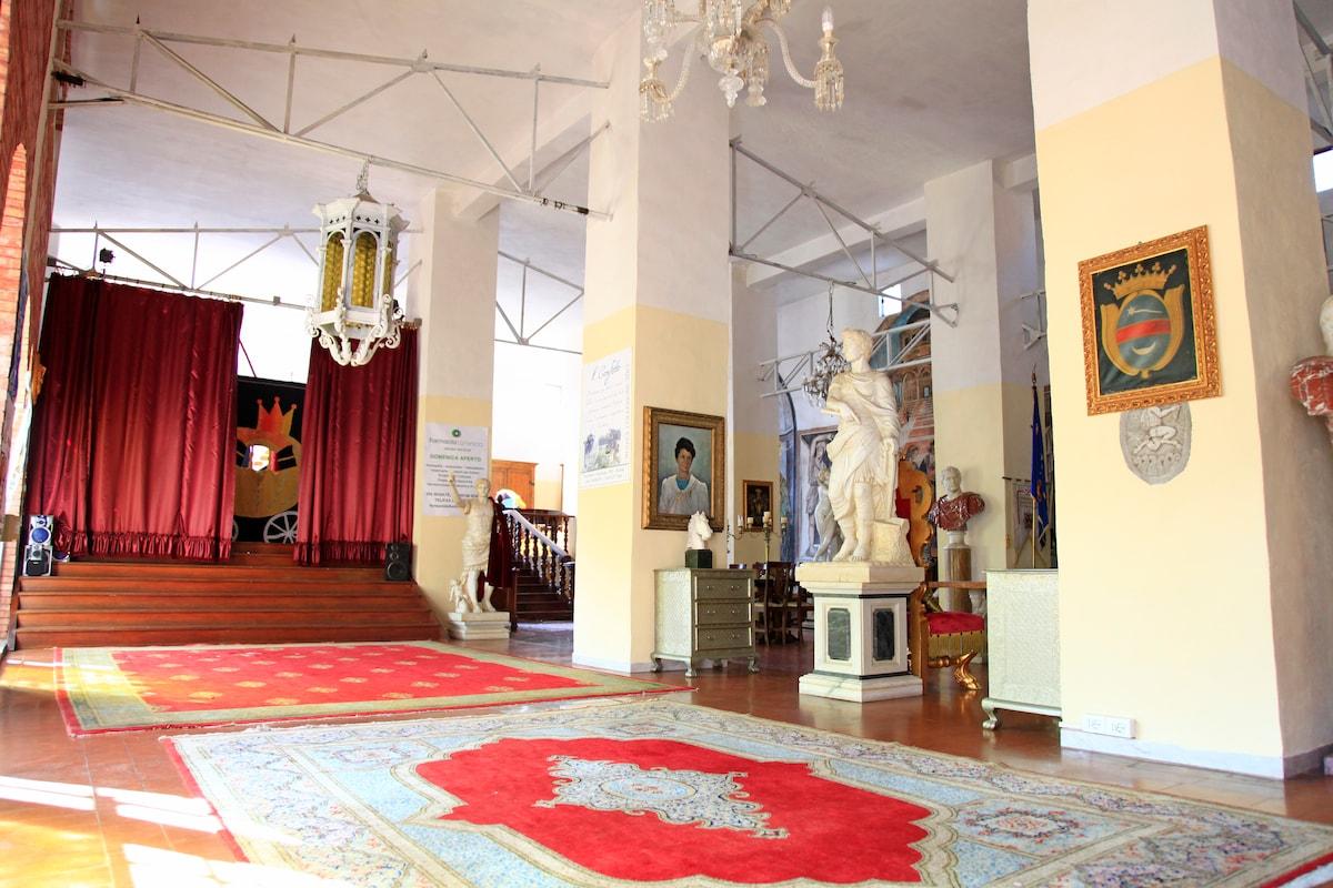 Castle of Rome -  VATICAN BOCCEA