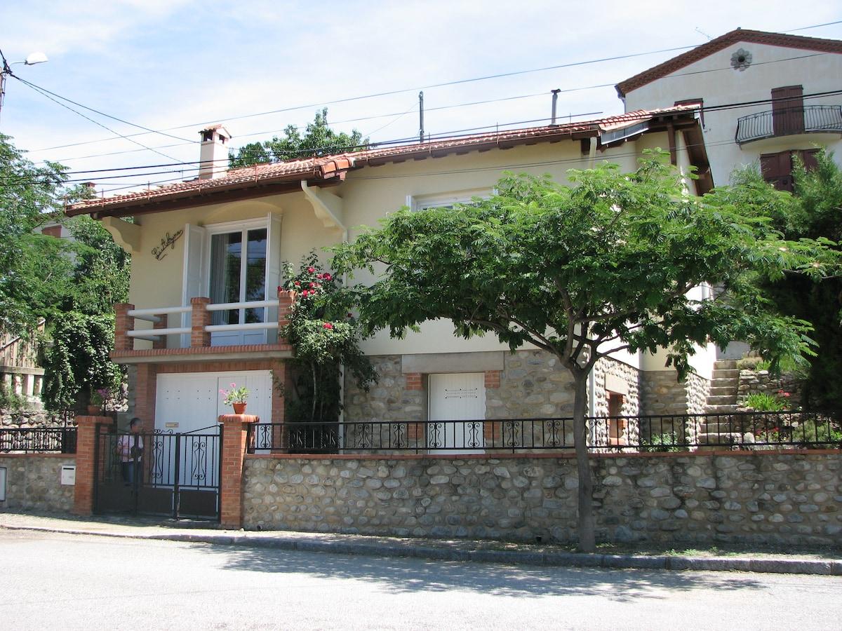 Villa au pied du Mont Canigou