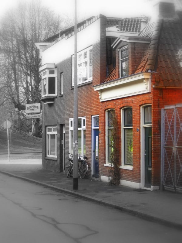 Charming House Downtown Groningen