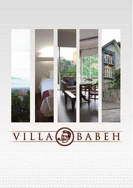 Great Poster for Villa Babeh, this was made by my good friend Stanley.