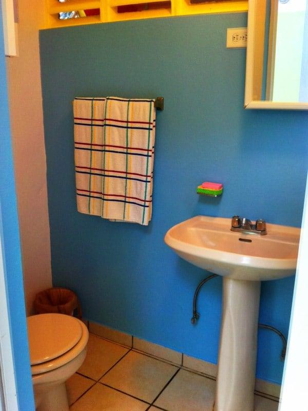 The Bunk House Bathroom