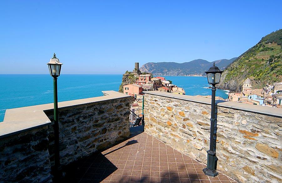 Seaview apartament in Vernazza