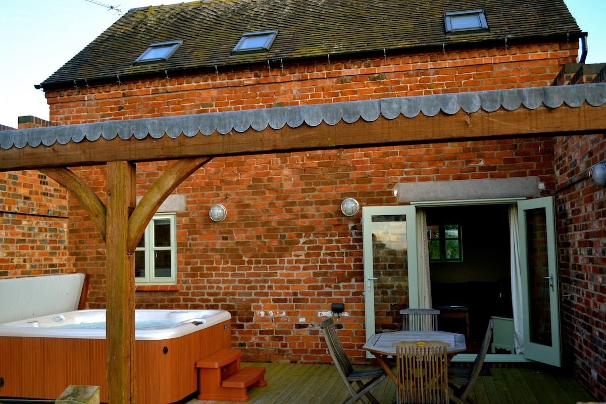 Cheshire Country Cottage & hot-tub