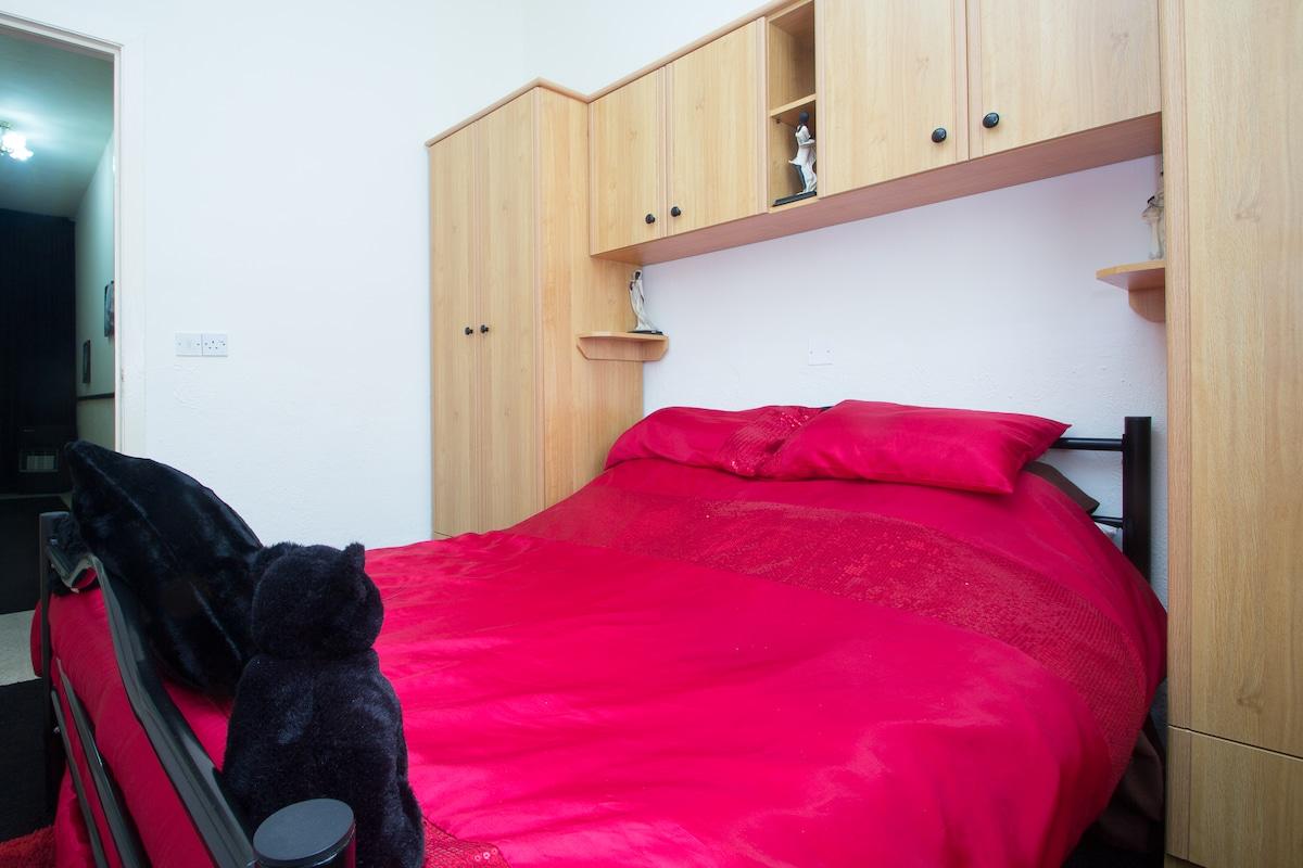 attractive ground floor apartment