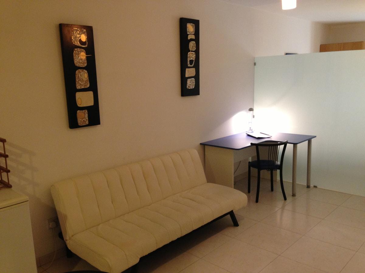 Sofa Bed + Desk