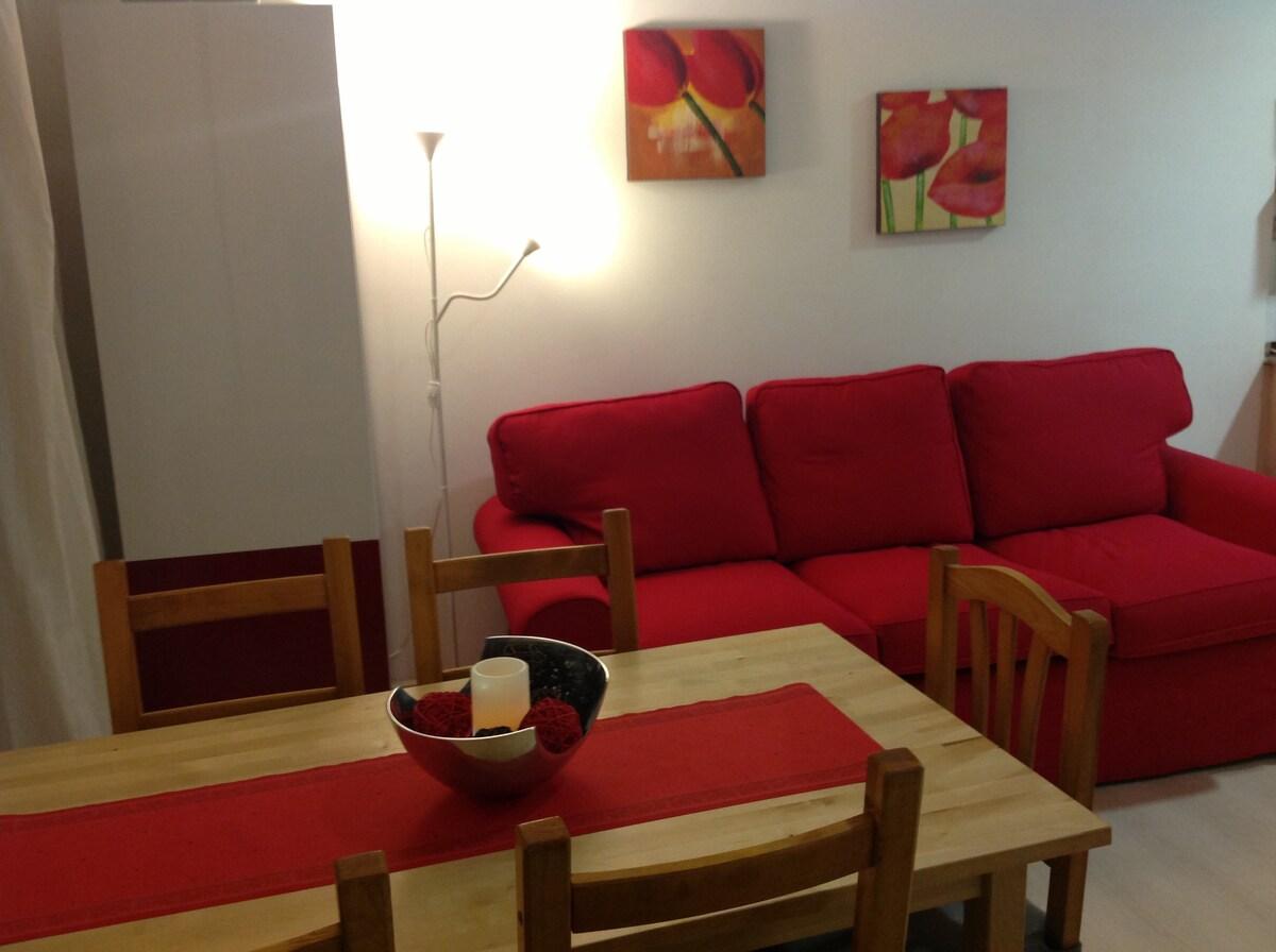 Dining & Living-room