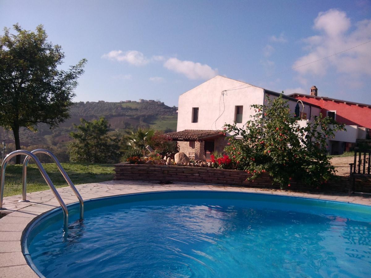 Casa di Pietre - The Stone House