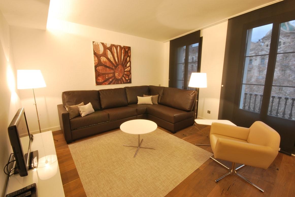 Diagonal center LUX 2 bedrooms