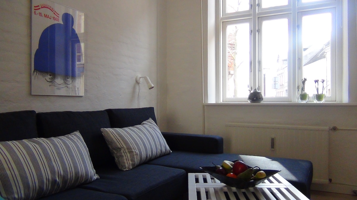 Nice and bright livingroom