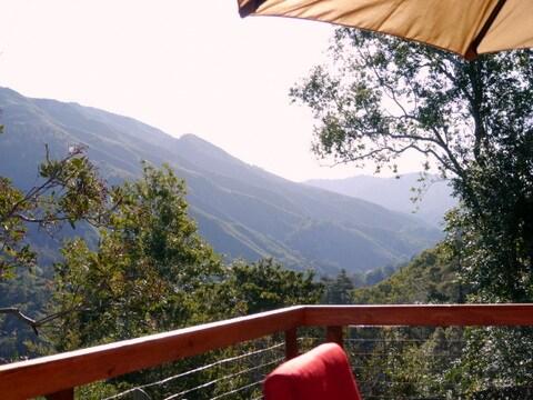 Big Sur Mountain View Retreat