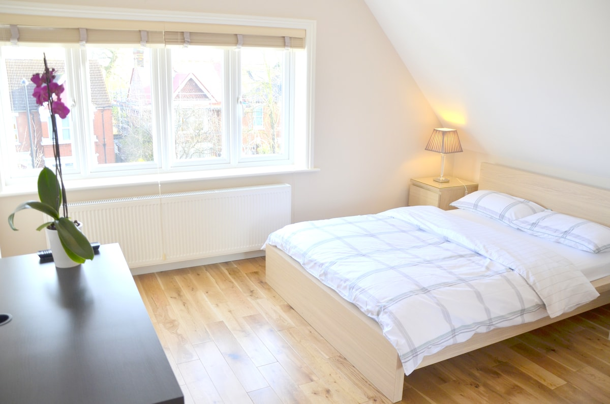 London house with en-suite rooms 1