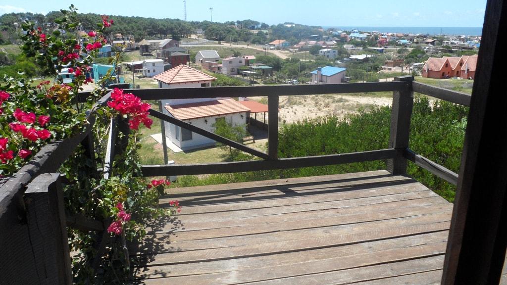 Amazing view in Punta del Diablo 2