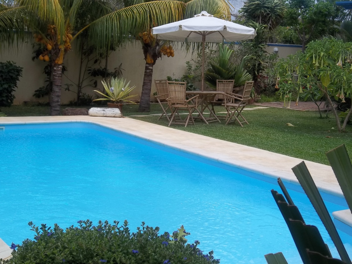 TOP-KAPY Marie wifi piscine