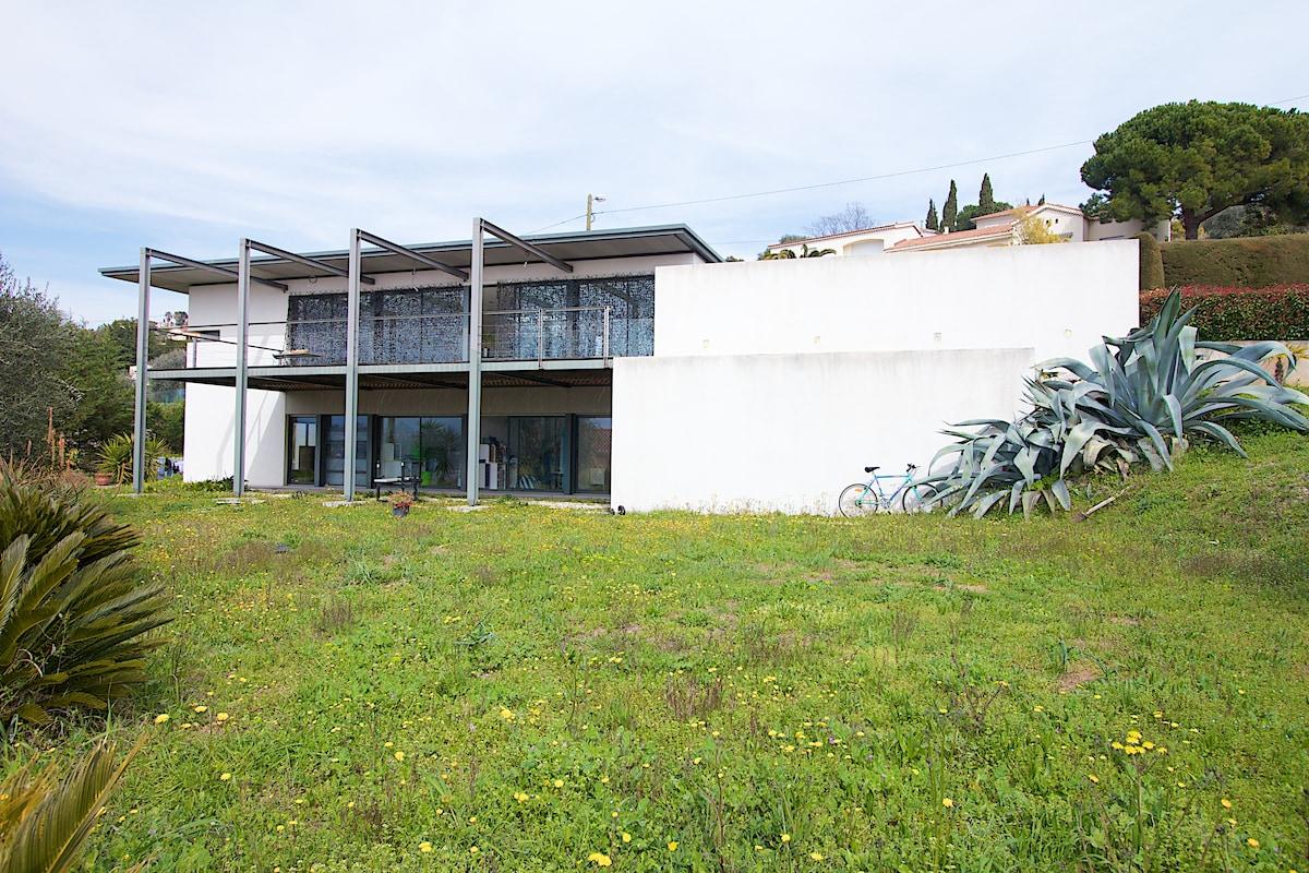 Villa contemporaine idéale vacances