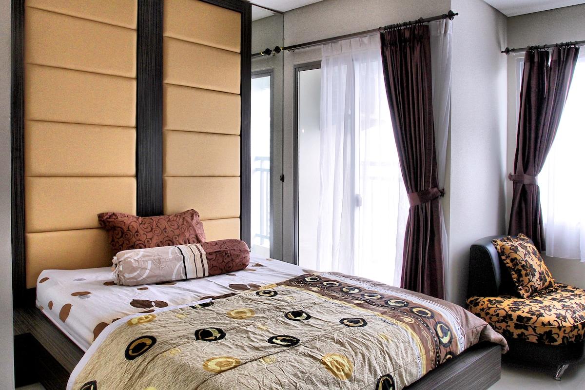 Cozy Studio in Thamrin City Complex
