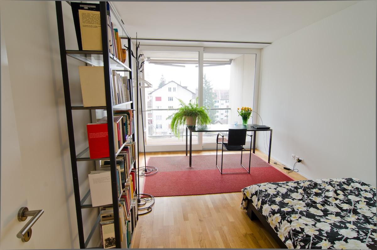 Modern living in Bern