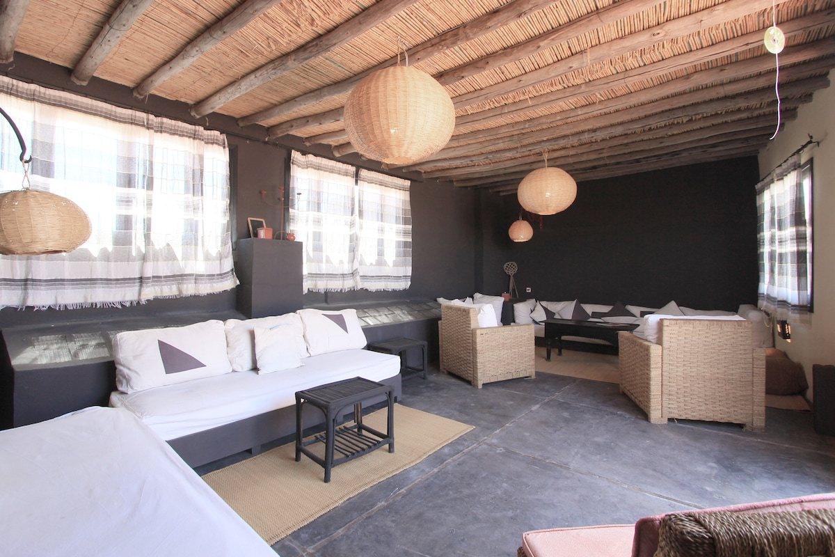 Cosy Riad in Marrakech (4 pax)