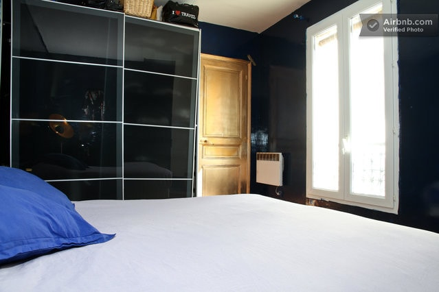 BedRoom : My super cosy room with a double bed (180X200)