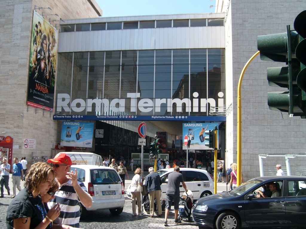 Heart Rome-near Termini-5beds-cheap